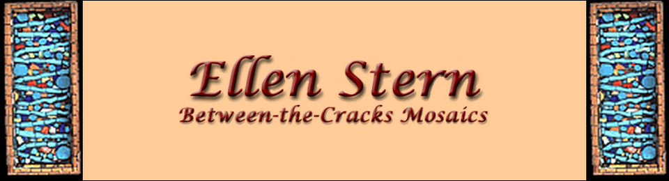 Ellen Stern | Between the Cracks Mosaics