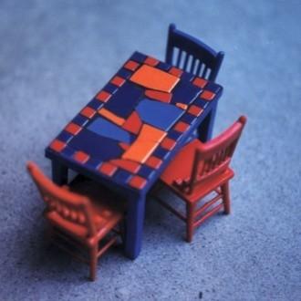 Dollhouse Table 1