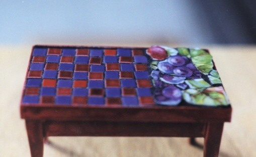 Dollhouse Table-2