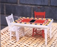 Dollhouse Table 3