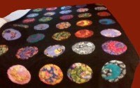 Quilt of Many Circles | Cotton | King Size