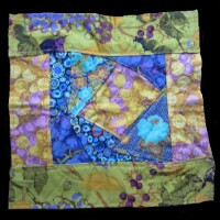 Quilt Square 2 | Cotton | 4 x 4""