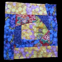 Quilt Square 3 | Cotton | 4 x 4""