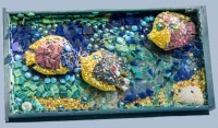 More Fishes in Mosaic